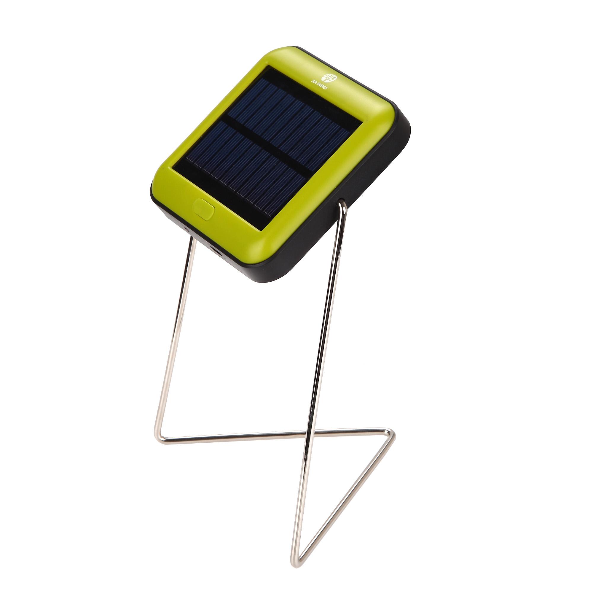 JUA Energy L1/L1 eco solar reading light