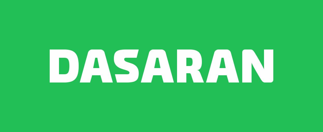 DASARAN