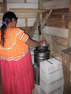 Estufa Finca - Farm stove