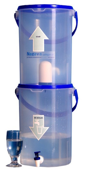 Nazava Transparent Water Filter