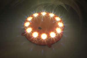 Mandarin Ultra Solar Light