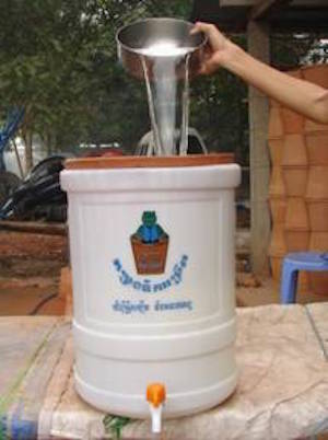 ceramic water filtration system - Ceramic Water Filter
