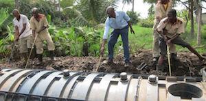 GesiShamba Rural Biogas Digester