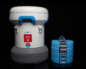 Passive Vaccine Storage Device
