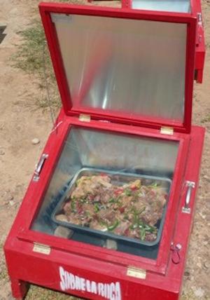 Cedesol Solar Cooker