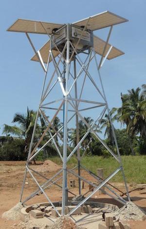 Pumpmakers NSP Solar Pump