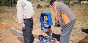 SHIPO Tube Well Drilling