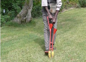 Manual Precision Seed Planter