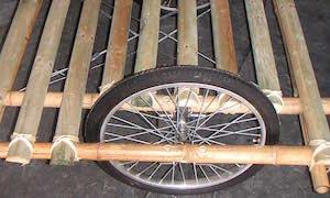 Bamboo Trailer