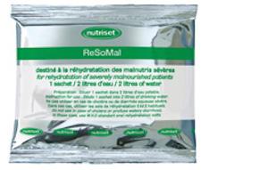 Nutriset ReSoMal Powder Solution