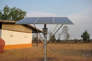 Sunlabob Solar Water Pump Systems