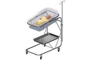 MTTS Infant Bed