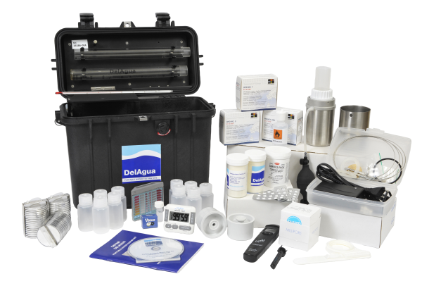 DelAgua Bacteriological Kit No 1