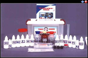 Field Water Testing Kit