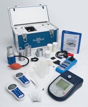 Paqualab Portable Incubators & Filtration Unit