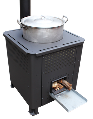 Institutional Wood Cookstove