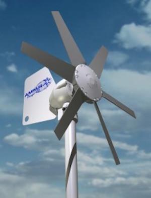 Ampair 100 Wind Turbine