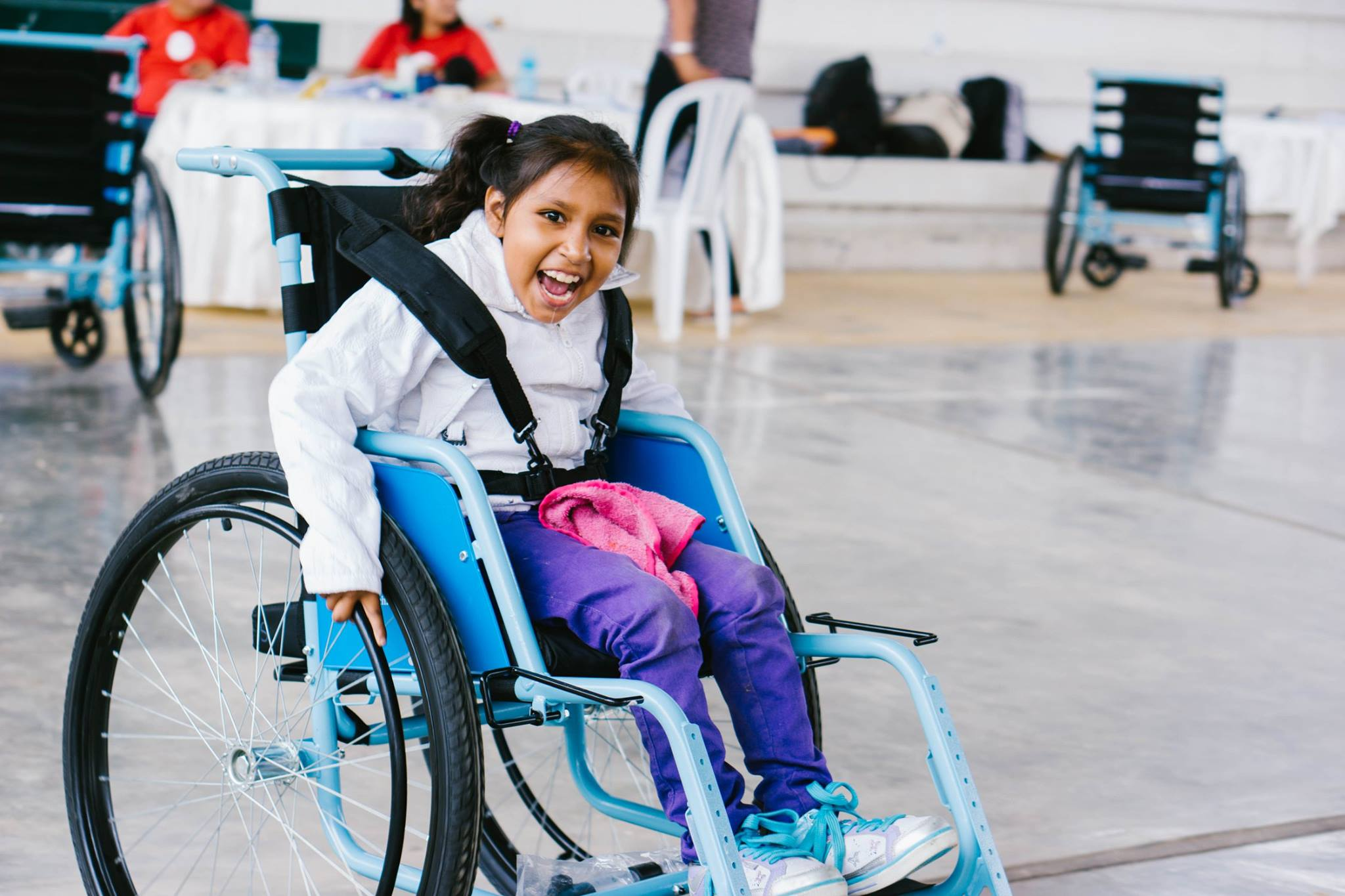 Free Wheelchair Mission Custom Wheelchair