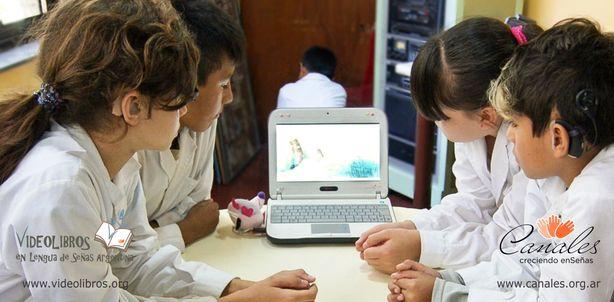 Videobooks in Sign Language